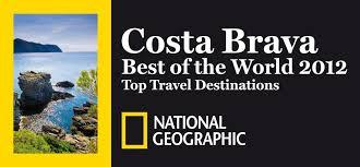 Logo Costa Brava National Geographic 2012