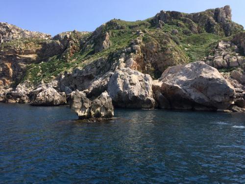 Salpatxot - Illes Medes